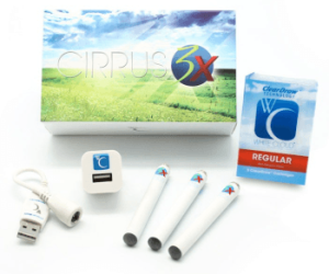 White Cloud Cirrus E-Cigarette